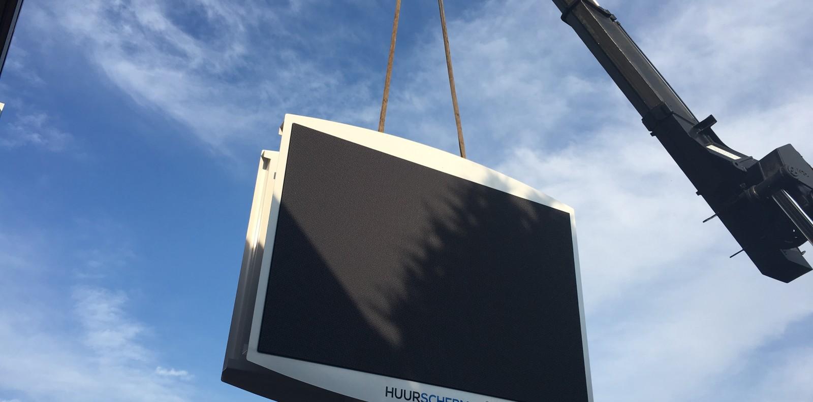 Een led scherm huren is gemakkelijk en goedkoop
